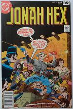 Jonah Hex #10 (Mar 1978, DC), NM condition