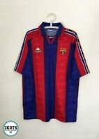 BARCELONA FC 1995/97 Kappa Home Football Shirt XL Vintage Soccer Jersey Camiseta