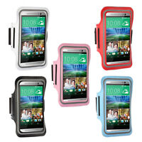 2015 Running Sports Gym Armband Case Cover Pouch Holder For HTC ONE M7/M8 Trendy