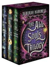 The All Souls Trilogy Boxed Set by Deborah Harkness NEW SEALED