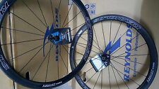 Reynolds ASSAULT SLG Tubular Wheelset Campagnolo 11 Speed compatible
