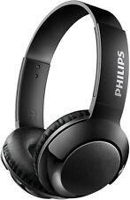 Bass Plus  Philips On Ear Headphones Supra- Aural Shl3070 New Comes W Earphones