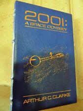 2001 A SPACE ODYSSEY Easton Press CLARKE FINE, RARE
