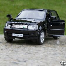 Range Rover 5 inch Car Model Toy Car Alloy Diecast Collections & Gifts Black New