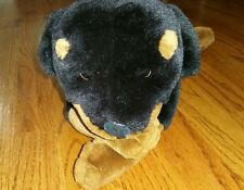 "Kids Preferred Black Lab Labrador Puppy Dog Plush 18"" #14"