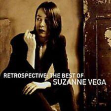 Suzanne Vega - RetroSpective - The Best Of Suzanne Vega [CD]