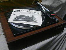 Elac Miracord 625 Automatic Turntable -4 speed - 3 sizes