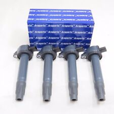 Pack of 4 Ignition Coil For Dodge Jeep Chrysler 2.0L 2.4L l4 UF557 IC637 5C1644