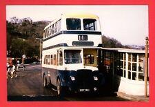 Birmingham Bus Photo ~ WMPTE 3190 - 1954 Crossley Daimler CVG6 - Dudley Bus Stn