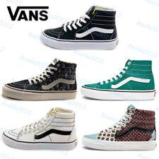 Neu Van s SK8-Hi Unisex Canvas Schuhes Sneaker Skate Schuhe EUR 36-44