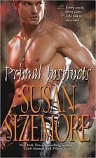 Primal Instincts by Susan Sizemore (2010, Paperback)