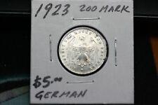 1923 German 200 Mark