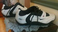 Specialized Sonoma Road Bike Cycling Shoes US 10 EUR 41 White Leather