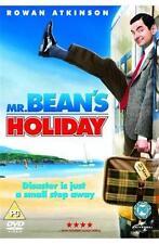 MR BEAN'S HOLIDAY Rowan Atkinson*Willem Dafoe Family Slapstick Comedy DVD *EXC*