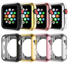 Lot For Apple Watch iWatch Series 3 2 1 Cover Skin Case Screen Protector 38/42mm