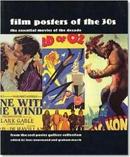 Film Posters of the 30s : The Essential Movies of the Decade: From the Reel Pos…