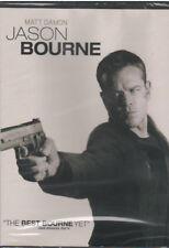 JASON BOURNE (DVD, 2016) NEW