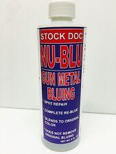 NU-BLU GUN METAL BLUING 8 oz
