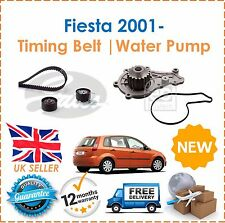 For Ford Fiesta 1.4TDCi 1.4HDi 2001- GATES Timing Cam Belt Kit & Water Pump New