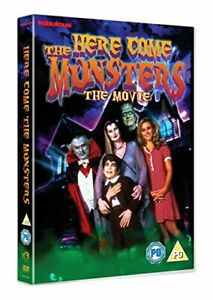 HERE COME THE MUNSTERS [DVD][Region 2]