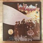 Led Zeppelin- Led Zeppelin II Vinyl (SD 8236) 1969 US 1st Press Gatefold Cleaned