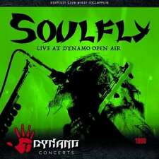 Soulfly - Live At Dynamo Open Air 1998 NEW CD