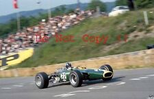Graham Hill Lotus 49 Dutch Grand Prix 1967 Photograph 1