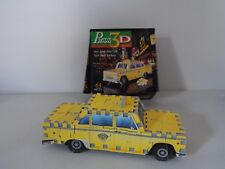 Puzz 3D mini New York City Taxi Cab Wrebbit