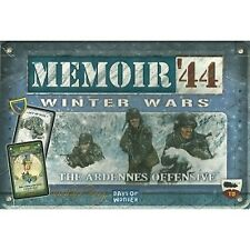 Memoir '44 Winter Wars Expansion The Ardennes Offensive