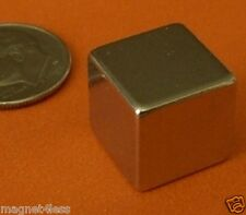 4 Pieces Of 12 Inch Cube Strong Rare Earth Neodymium Magnet 12x12x12