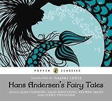 HANS CHRISTIAN ANDERSEN'S FAIRY TALES -  3-Disc Audio CD Set - 8 Fairy Tales NEW