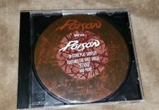 POISON rare promo cd THE ROUGH MIXES native tongue richie kotzen free US ship