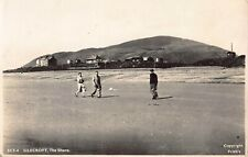 RP POSTCARD - THE SHORE, SILECROFT, CUMBRIA