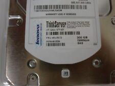"Lenovo  67Y2503 ST3300657SS 15K.7 600 GB, Int. 15K RPM,3.5"""