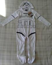 Star Wars Stormtrooper All In One Romper/Babygrow/Playsuit/Fancy Dress Costume