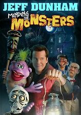 Jeff Dunham - Minding The Monsters (DVD, 2012)  Region 4