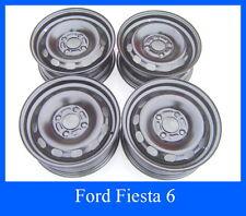 4 Stahlfelgen Felgen Ford Fiesta 6 (JA8) 5,5Jx14 ET37,5  Neu!  6355