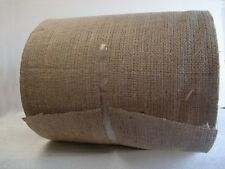 "18"" wide burlap roll - 10oz 100% Natural Burlap Fabric"