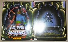 Trap Jaw Masters of the Universe Classics MOTUC-MOTU (HE-MAN/Filmation'