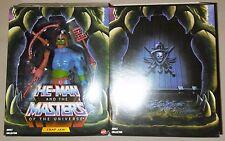 Trap jaw masters of the Universe Classics Amos del universo Motuc beastman (he-man/FILMATION