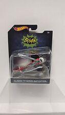 Hot Wheels BATMAN Classic TV Series Batcopter  DKL24 Scale 1:50