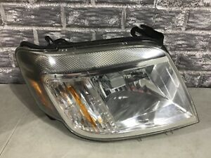 2008 2009 2010 2011 Mercury Mariner Headlight Right Passenger Side 587