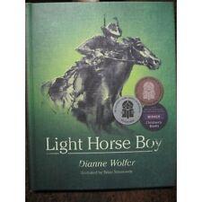Australian School The Light Horse Boy children's book WW1 4th ALH Regiment