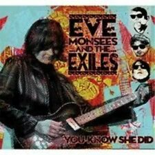 Eve Monsees and the Exiles - You Know She Did [New CD]