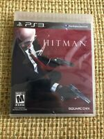 Hitman: Absolution (Sony Playstation 3, 2012) - BRAND NEW (SEE DESC.)
