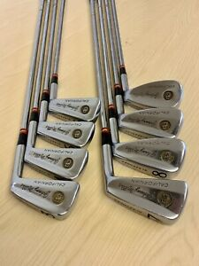 Slazenger Californian Johnny Miller Blades Iron Set 3-9 + SW / Right Handed