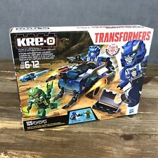 Kre-O Transformers Strongarm Capture Cruiser 105 Pc Action Figure Set Brand NEW