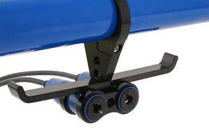Rugged Radios Bar Mount Dual Nexus Jack Mount & Headset Hanger 1.75 In. Diameter