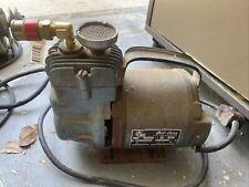 Bell And Gossett Oil Less Air Compressor 112hp 115v 19amps