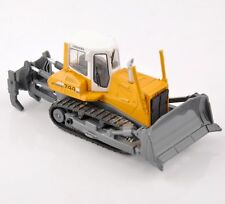 LIEBHERR PR 744 Engineering Car Model 1/87 scale Yellow Diecast Vehicle
